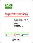 PDF Icon for Meeting Agenda